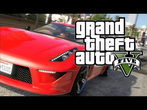 GTA V - How To Safely Store Cars and Avoid Disappearing Car Glitch in Grand Theft Auto V (GTA 5)