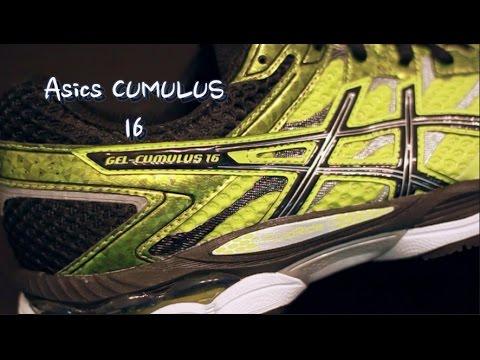Asics Gel Cumulus 16: Casi unas Asics Nimbus 16 pero más baratas