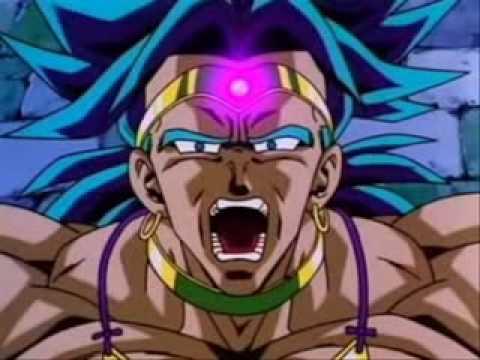 Goku Fights Broly Goku vs Broly The Hell Song