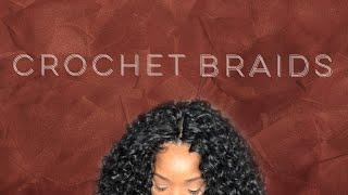 Crochet Braids Tutorial: SECERT MIX!