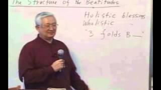 [Khotbah di Bukit] s02. Struktur dari Ucapan Bahagia /Thomas Hwang/