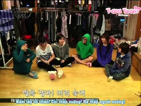 [Vietsub] T-ara Dream Girls Ep 4