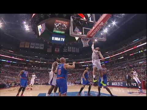 Blake Griffin Dunks 2013