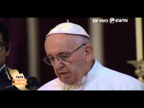 Discurso del Papa Francisco en el encuentro con los Obispos de México