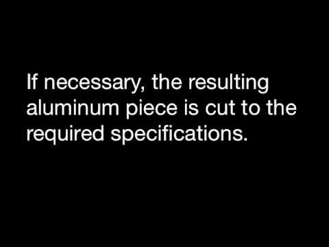 Open air lifestyles LLC cast aluminum patio furniture production process Video
