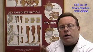 Sciatic Nerve Pain Free Report.  Troy, Ohio OH Chiropractor Dr. Jack Adrian ChiroCenter Chiropractic