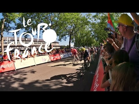 Tour de France in Bern [Daily Vlog] | Fluecki
