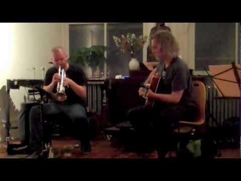 Nate Wooley&Joe Morris @ Village Zendo (Festival of New Trumpet Music) 5-4-12 2/2