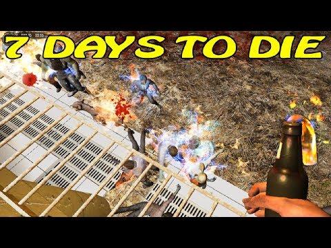 7 Days to Die [Valmod] ► Электрическое сияние ► (16+)