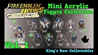Fire Emblem Heroes Mini Acrylic Figure Collection