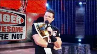 WWE A special look at The Miz