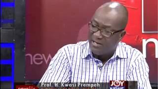 Ghana being run like Mom and Pop shop - Newsfile (20-9-14)