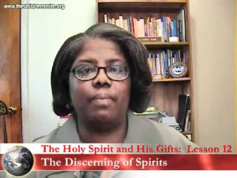 Lesson 12: The Discerning of Spirits