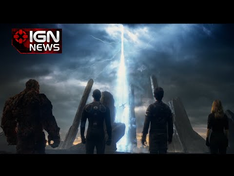 New Fantastic Four Images Show off Practical Costumes - IGN News