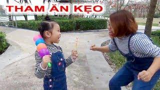 Tham Ăn Kẹo Màu Sắc ❤ Susi kids TV ❤