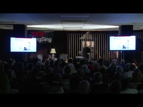 Transcending Mental Bars | Hill Harper | TEDxSingSing