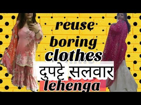How to style Indian outfits | Reuse Indian clothes | Milly Moitra