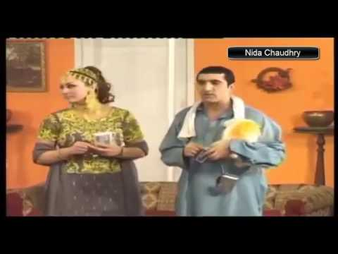 Nargis, Zafri Khan and Sajan Abbas Best Pakistani Punjabi Stage Drama