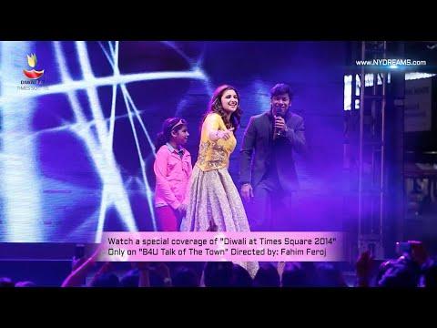 Shaan & Parineeti Chopra singing live Tanha Dil Tanha Safar...