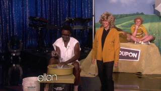 Ellen's Hilarious Groupon Sketch