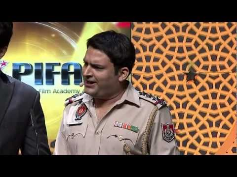 Kapil Sharma Performance - PIFAA - Punjabi Film Awards - Punjabi...