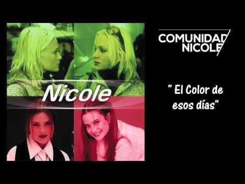 Nicole - El Color De Esos Días