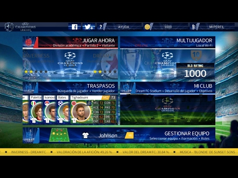 descargar dream league soccer 17 uefa champions league