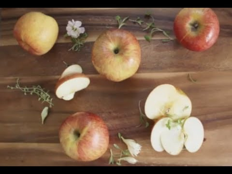 how to make applesauce baby food