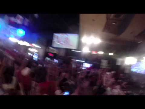 John Brooks Goal Reaction: USA vs Ghana 2014 World Cup (Atlanta, GA)