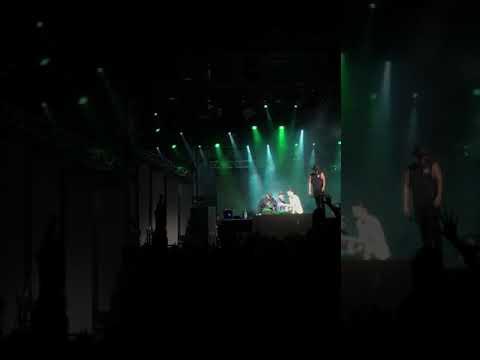 Timmy Trumpet wrenched DJ equipment @WeLoveBalaton Festival, Hungary Siófok Plázs