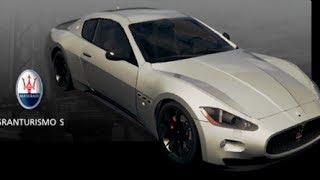 Driver San Francisco - Maserati GranTurismo S