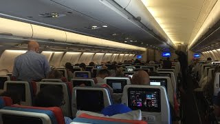 Turkish Airlines Airbus A330-300 Long-Haul Economy Class Flight Review + Important Announcement