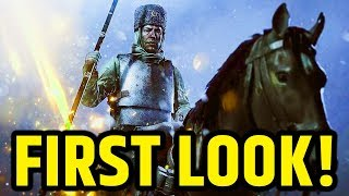 🐎 NEW CALVARY CLASS ON LUPKOW PASS | BATTLEFIELD 1 SNOW MAP | NEW HORSE CLASS GAMEPLAY
