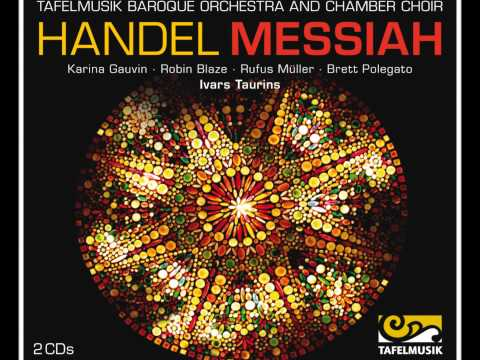 Handel Messiah, Soprano Air: If God be for us