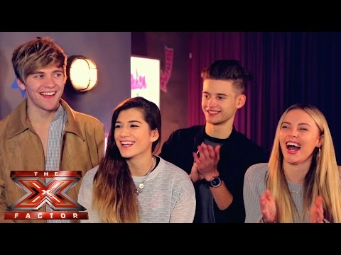 Backstage with TalkTalkTV Only The Young Q&A | The X Factor UK 2014