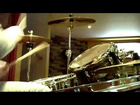 Ramones - Carbona Not Glue - Drum Cover