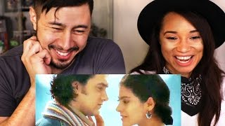 FANAA | Trailer Reaction & Discussion with Jaby & Brittani!