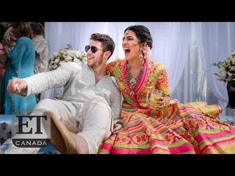 Inside Nick Jonas & Priyanka Chopra's Weekend Wedding