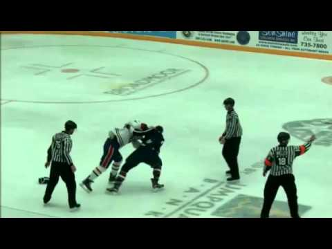 Jacob Cardiff vs Austyn Playfair Oct 3, 2015