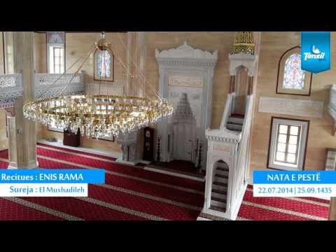 05. Namazi i Natës - Behxhet Behrami, Enis Rama & Rexhep Lushta - Ramazan 2014/1435