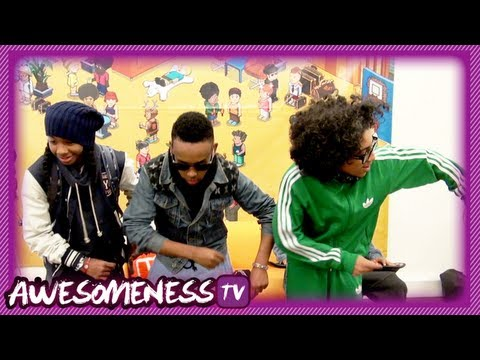 Mindless Takeover - Mindless Behavior Habbo Hotel Internet Party - Mindless Takeover Ep. 11 Music Videos