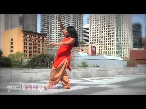 How To Learn Bhangra - Good Indian Girl video