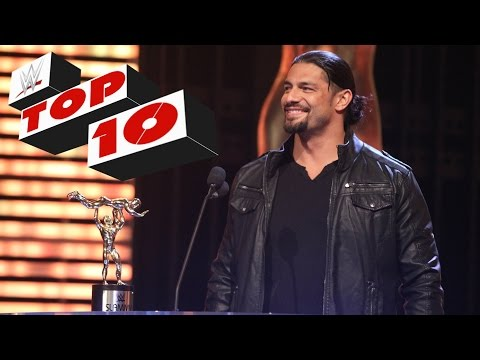 Top 10 Wwe Raw Moments: December 8, 2014 video