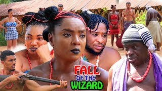 Fall of The Wizard Season 1 - Chioma Chukwuka 2018 New Nigerian Nollywood Movie |Full HD