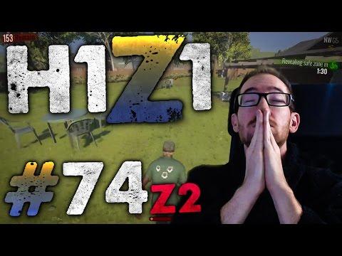 MY BEST GAME EVER!!   H1Z1 Z2 Battle Royale #74