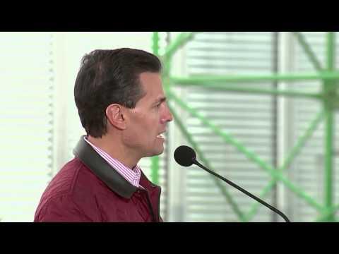 ▶ Discurso Entrega del Almacén Granelero de Atlacomulco