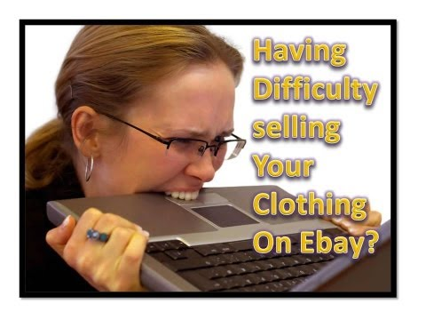 Having difficulty selling your clothes on Ebay - Quick & Easy Tips To Increase Sales-  Raiken Profit