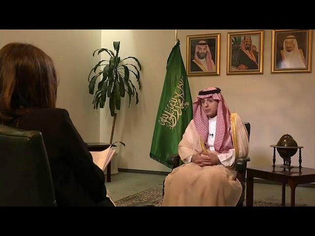 No-one is immune from crackdown, says Saudi foreign minister