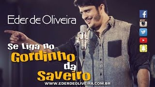 Eder de Oliveira - Se Liga no GORDINHO DA SAVEIRO ( Lyric Video )