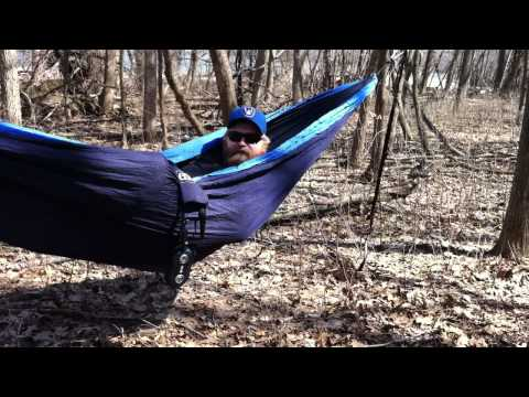 ENO Double Deluxe Hammock - Free Shipping at REI.com
